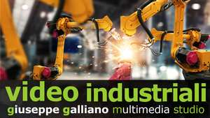 industrial videos and film for industry Galliano Studio