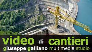 construction sites time lapse video - Giuseppe Galliano Studio